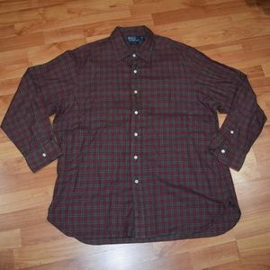 POLO By RALPH LAUREN ANDREW CUSTOM FIT  SHIRT